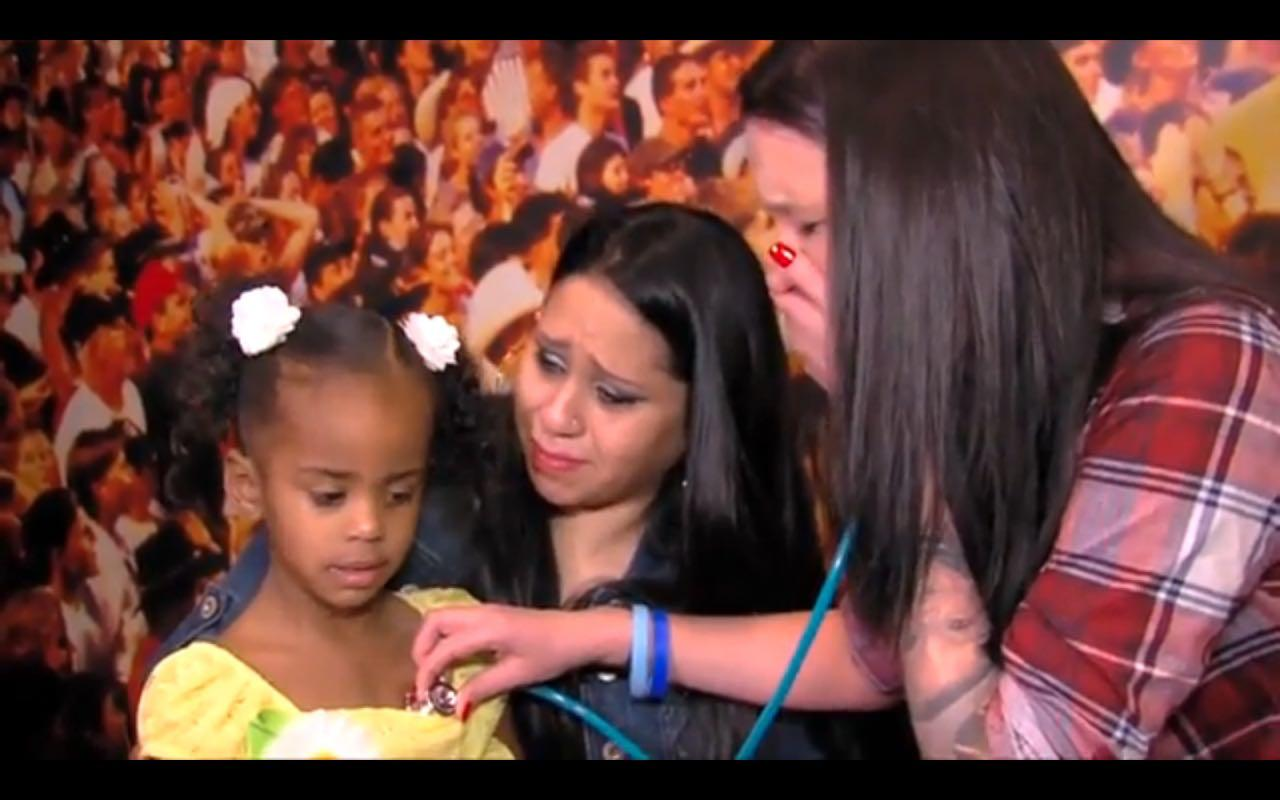 Viral Video: Mother Hears Dead Son's Heartbeat In Girl Saved By Transplant