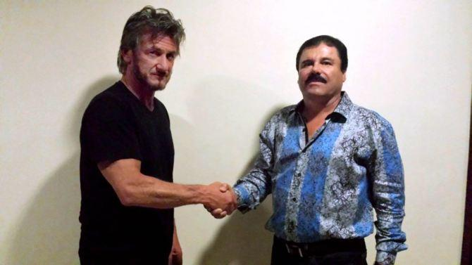 Mexico Wants To Interrogate Sean Penn About 'El Chapo' Interview