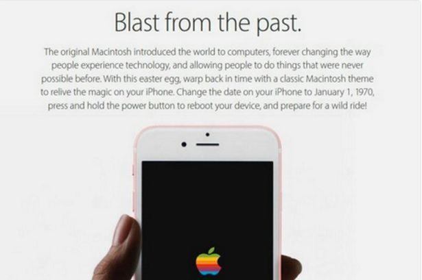 Hoax Alert: Do NOT Reset your iPhone to 1970; It Will Break!