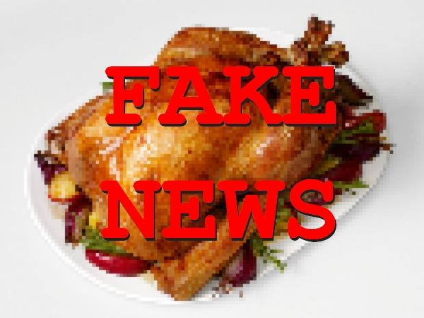 Fake News: President Trump DID NOT Order The Execution Of Five Turkeys Pardoned By Obama