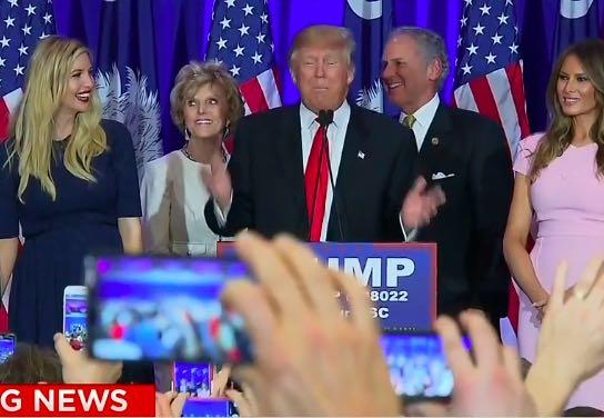 Donald Trump Celebrates Big Leads In New State Polls: Illinois, Massachusetts, North Carolina, Michigan