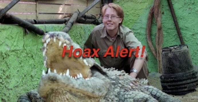 Hoax Alert! Zoo Employee NOT Killed While Attempting to Rape Alligator