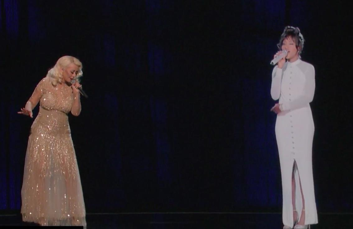'Not Ready To Air': Whitney Houston Hologram With Christina Aguilera Leaks, But Family Objects To 'Voice' Use