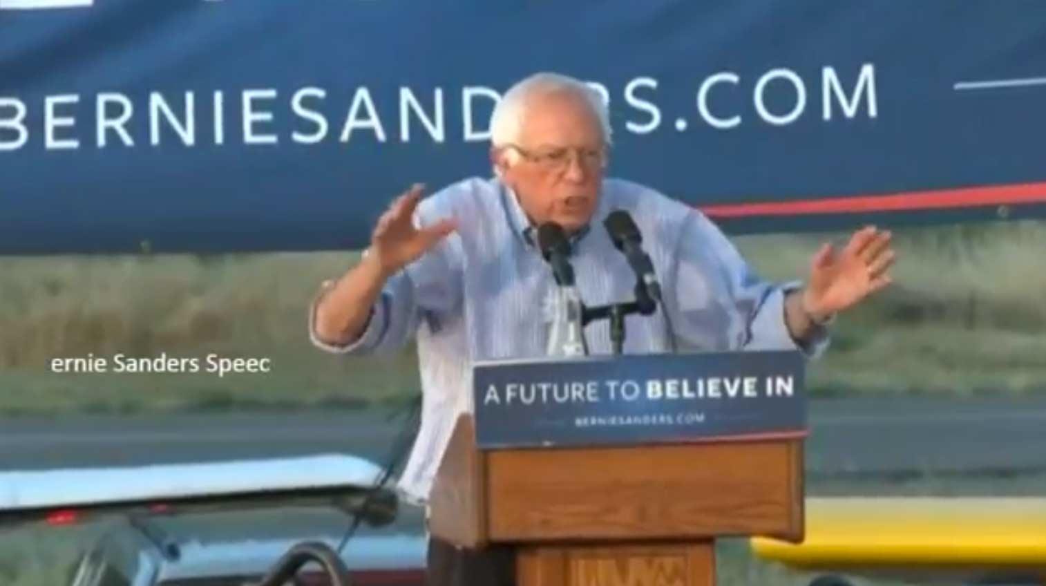 Watch Replay: Bernie Sanders Speaks at Cloverdale, California Rally, June 3
