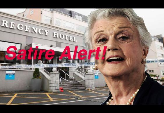 Angela Lansbury DID NOT Come Out Of Retirement To Solve Ireland's Regency Hotel Murder Mystery