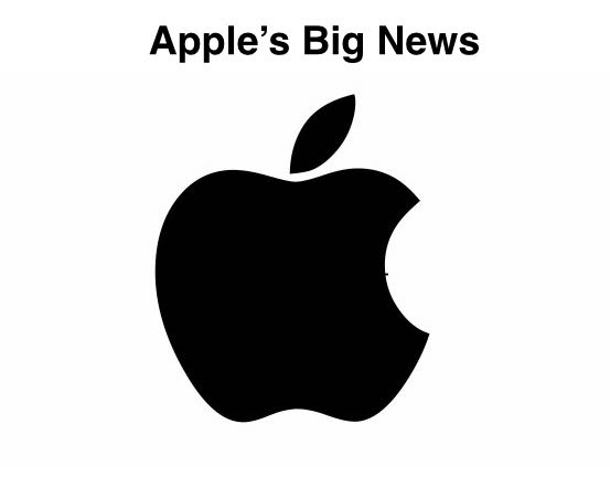 What's Coming Soon From Apple: New iPhones, Better Apple TV, Bigger iPads