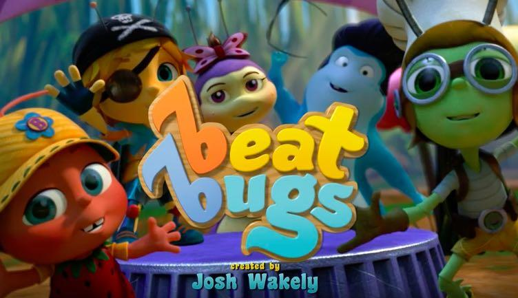 Coming To Netflix: 'Beat Bugs' Is A Kids Show Featuring Beatles Songs