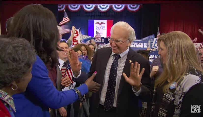 SNL Videos: The Bernie Sanders & Larry David Skits Are 'Pretty, Pretty, Pretty Good'