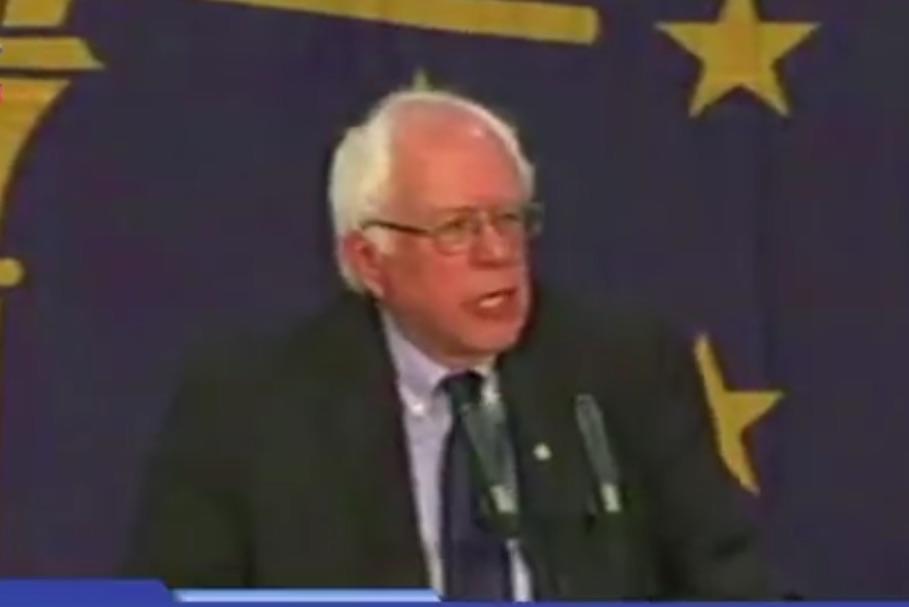 Watch LIVE Stream: Bernie Sanders At Purdue University, Indiana