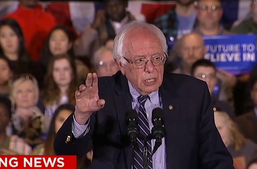 LIVE STREAM: Bernie Sanders Speaking At Minneapolis Rally Monday