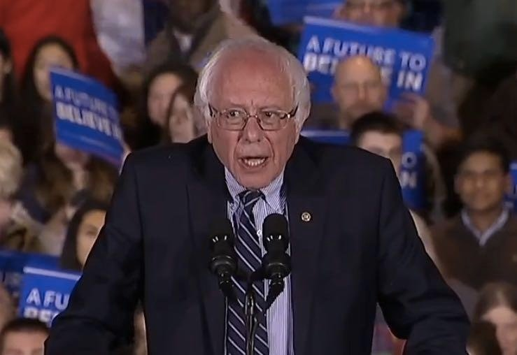 Opinion: Bernie Sanders' Lost Opportunity To Teach America About Social Democracy