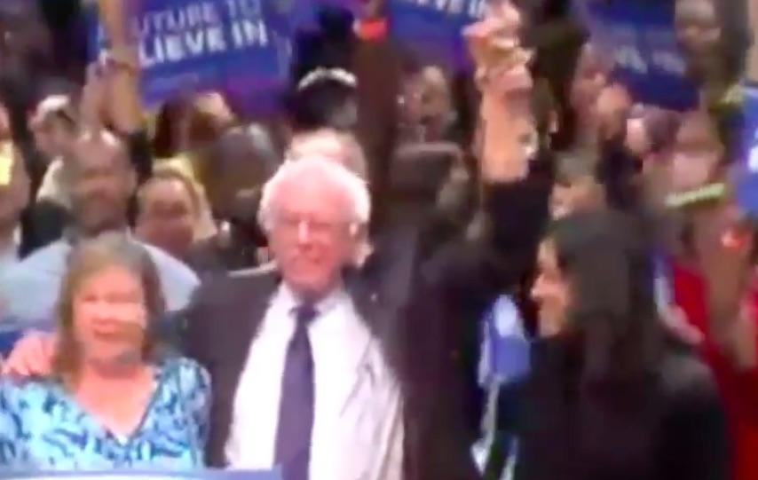 Watch LIVE Stream: Bernie Sanders Speaks As Utah, Arizona, Idaho Results Come In