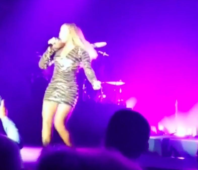 Video: Beyonce Sings Whitney Houston's 'I Will Always Love You' At Blue Ivy's School Fundraiser