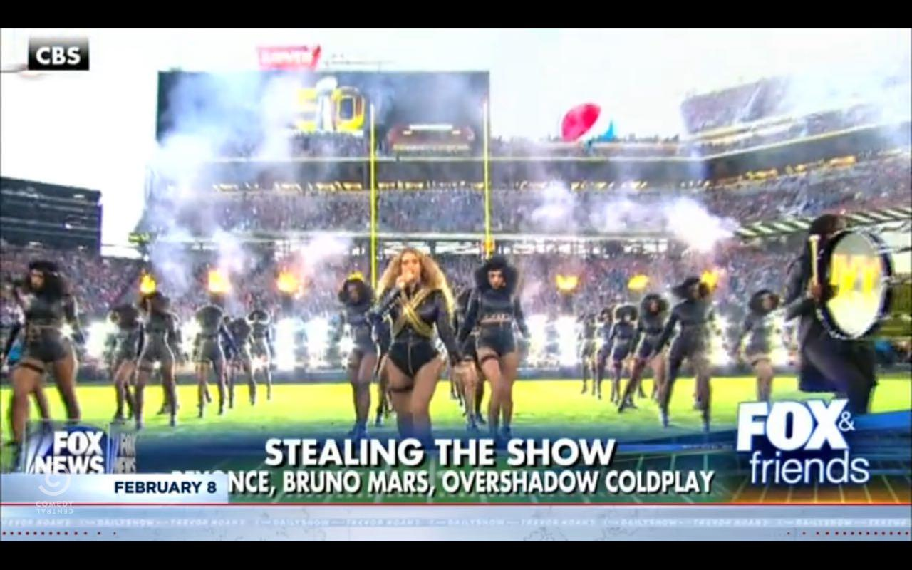 Double Standard? Another View About Beyoncé's Controversial Super Bowl Show