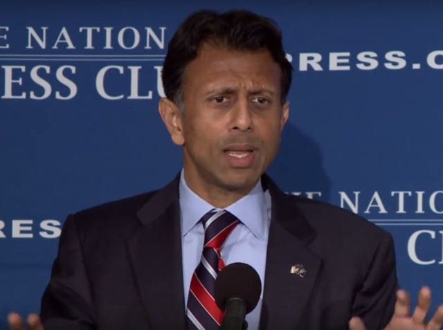 Bobby Jindal Attacks: Donald Trump's A Dangerous 'Carnival Act'