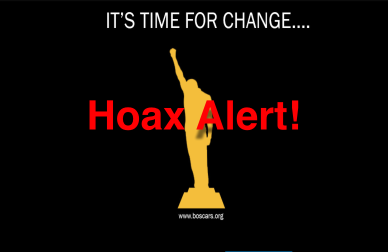 Hoax Alert! Oprah, Tyler Perry, Spike Lee & Jay-Z DID NOT partner with B.E.T. To Form the 'Boscars'