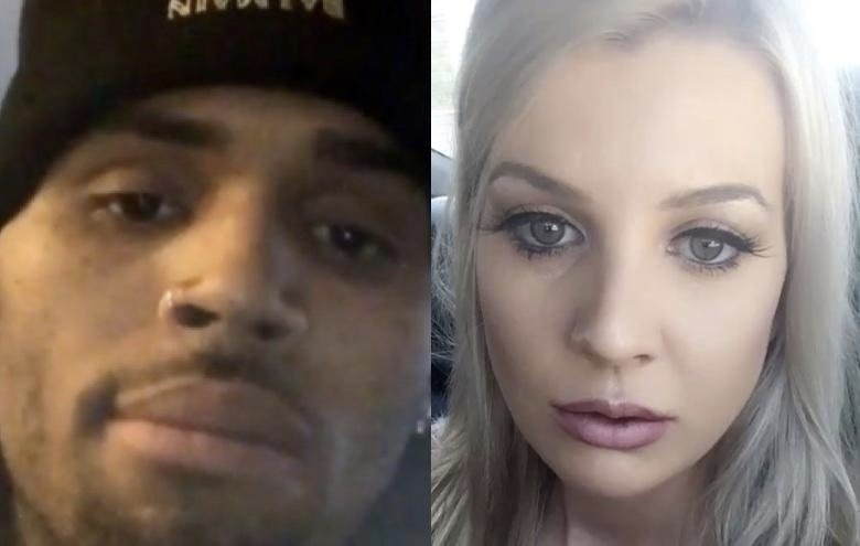 BREAKING: Chris Brown Police Standoff: Alleged Victim Says 'I Didn't Want this!'