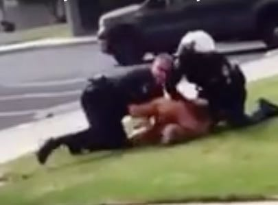 California Cops Allegedly Beat Mom After She Called In Complaint Against Them