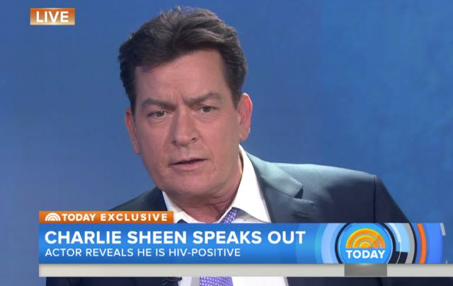Tabloid Claims Video Shows Charlie Sheen Smoking Crack, 'Pleasuring' A Man With 'Hardcore Sex Act'
