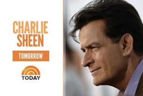 Charlie Sheen To Make 'Revealing Personal Announcement' Tuesday