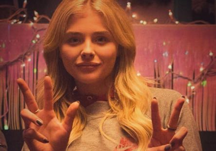 Chloe Grace Moretz To Be 'Little Mermaid' In Live-Action Movie