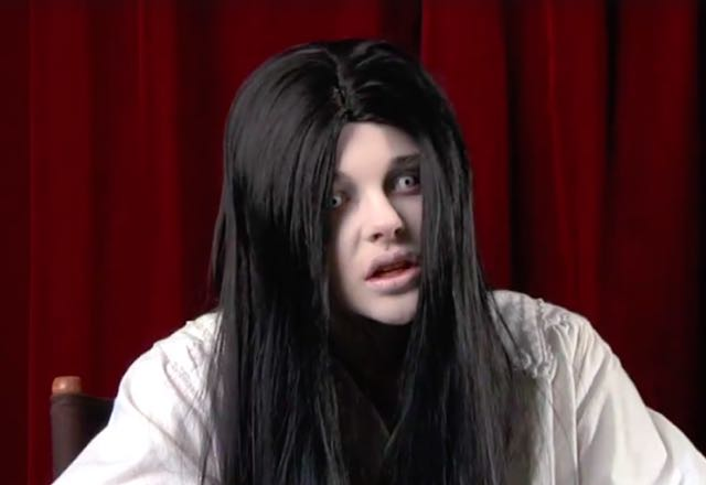 Trending: Chloe Moretz is 'Scary Girl' In Funny Or Die Halloween Video