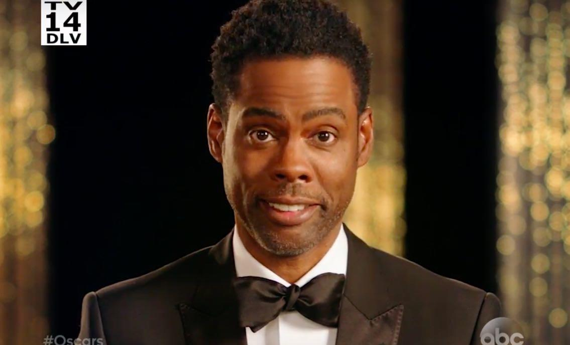 Chris Rock's Getting Ready For The Oscars: Watch His First Promos