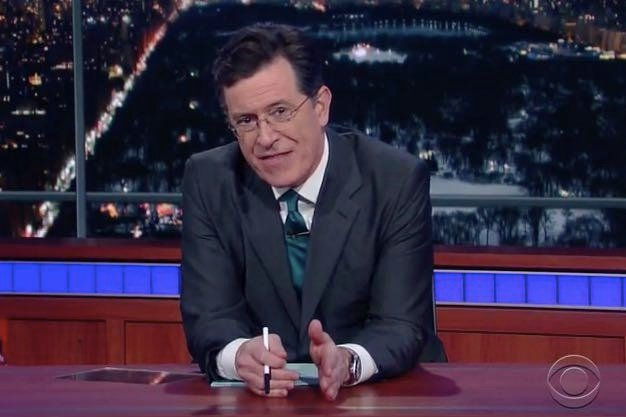 Supreme Humor: Stephen Colbert's Reason For Loving Antonin Scalia