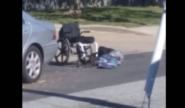 Viral Video: Delaware Police Shoot Man In Wheelchair Who Threatened Suicide