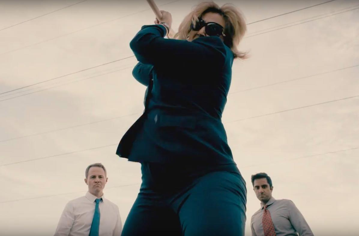 Ted Cruz Releases Rap Video Depicting Bat-Wielding, Law-Breaking Hillary Clinton