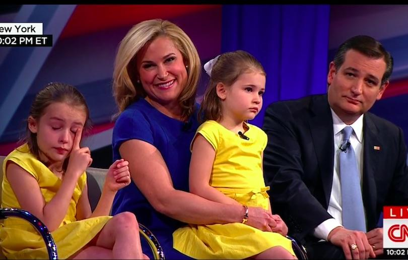America's Next First Family? Cute Kids Make Ted Cruz Seem Human!