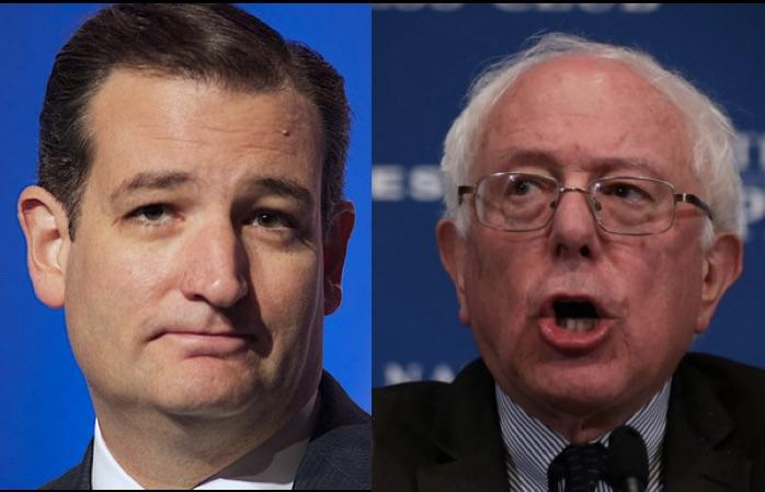 Ted Cruz & Bernie Sanders Win Wisconsin Primaries