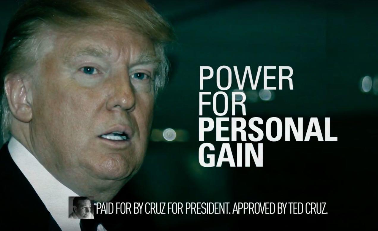 Ted Cruz Ad: Donald Trump 'Doesn't Have No Heart'