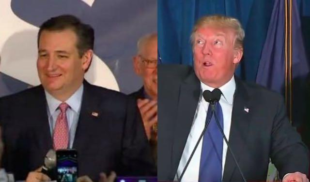 Donald Trump Threatens To Sue Ted Cruz Over 'Natural Born Citizenship'