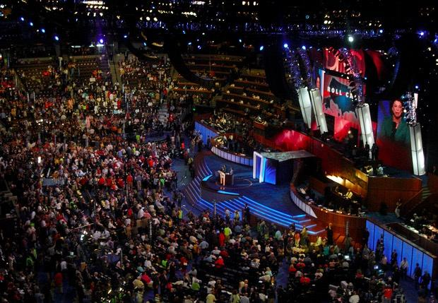 Watch Replay: Democratic National Convention Night 3 With President Obama, Joe Biden & More