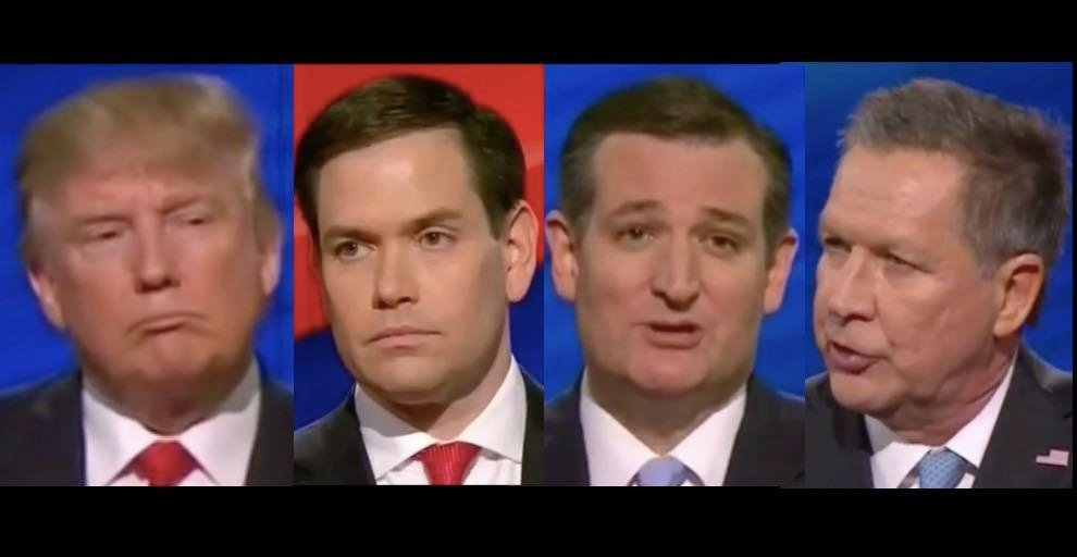 'Dump Trump' Deal: Ted Cruz, Marco Rubio, John Kasich Collude To Stop The Donald In Florida, Ohio