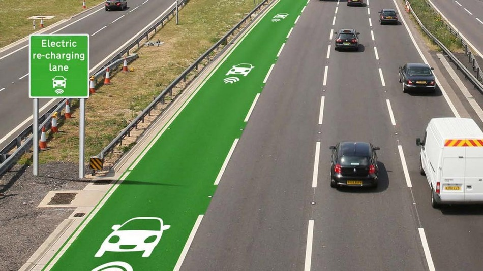 Highways That Charge Electric Cars, Running Robots & Tech = More Jobs