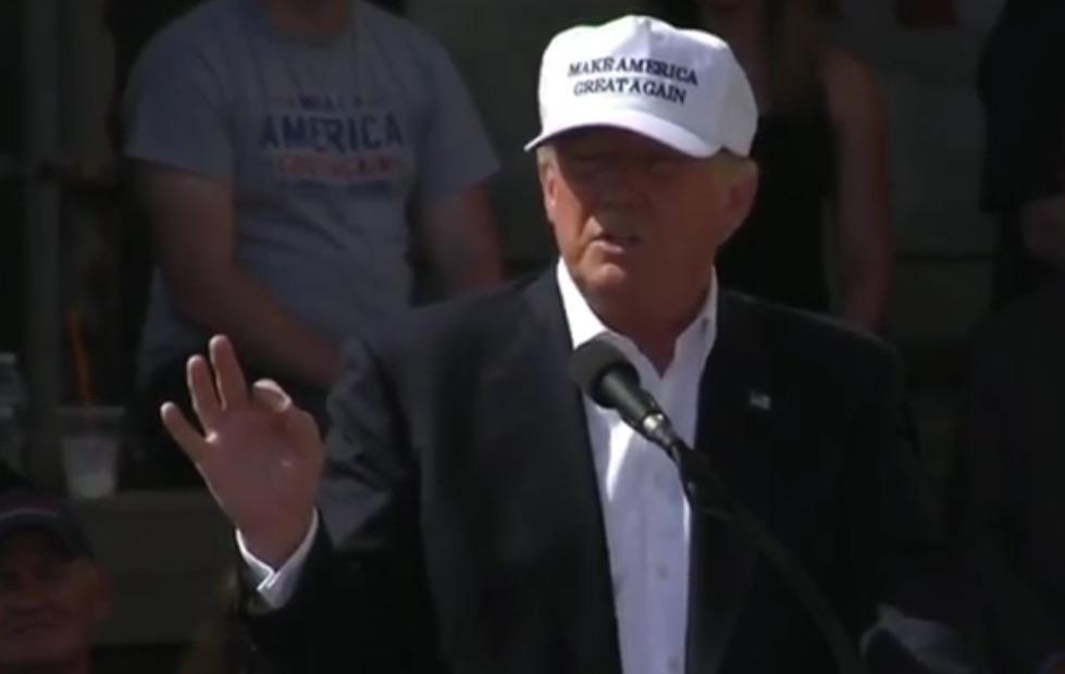 Watch Replay: Donald Trump Speaks at Rally in Manchester, New Hampshire, Thursday, June 30