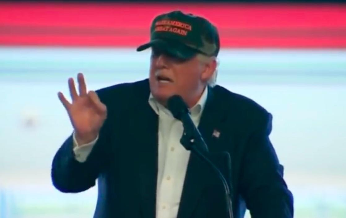 Watch Replay: Donald Trump Speaks at Rally in Pittsburgh, Saturday, June 11