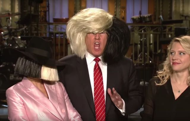 Another Donald Trump SNL Promo: 'I Love This Hair!'