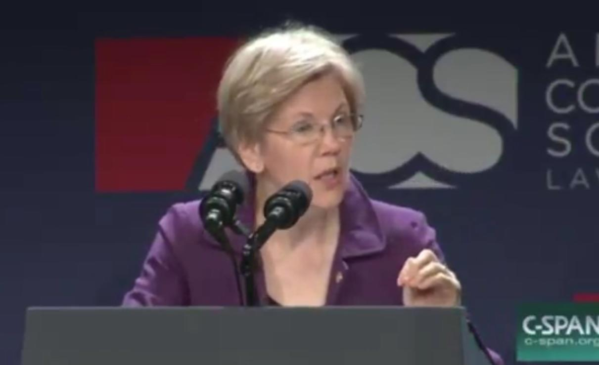 Watch Replay: Elizabeth Warren Slams 'Bully' Donald Trump & Endorses Hillary Clinton