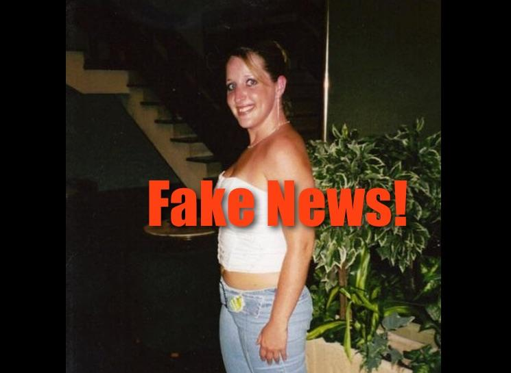 Fake News: Identity of Pregnant Obama Mistress NOT Revealed