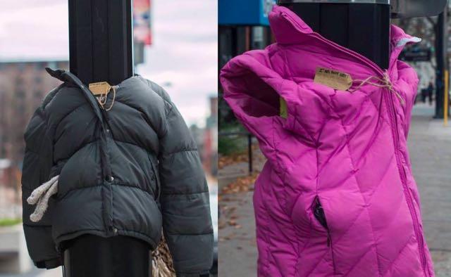 Oh, Canada: Need A Coat? Take A Coat!