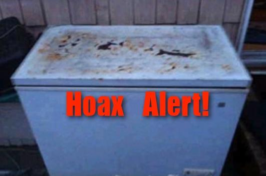 Hoax Alert! Police DID NOT Find 19 White Female Bodies In Freezers With 'Black Lives Matter' Carved Into Skin