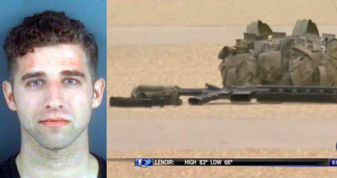 Soldier Who Triggered Mall Terror Scare Says He Just Wanted Glamour Shots