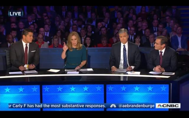 GOP 'Suspends' NBC Debate Partnership Over 'Gotcha' Questions