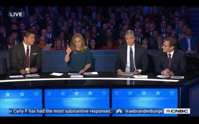 GOP 'Suspends' NBC Debate Partnership Over 'Gotcha' Questions