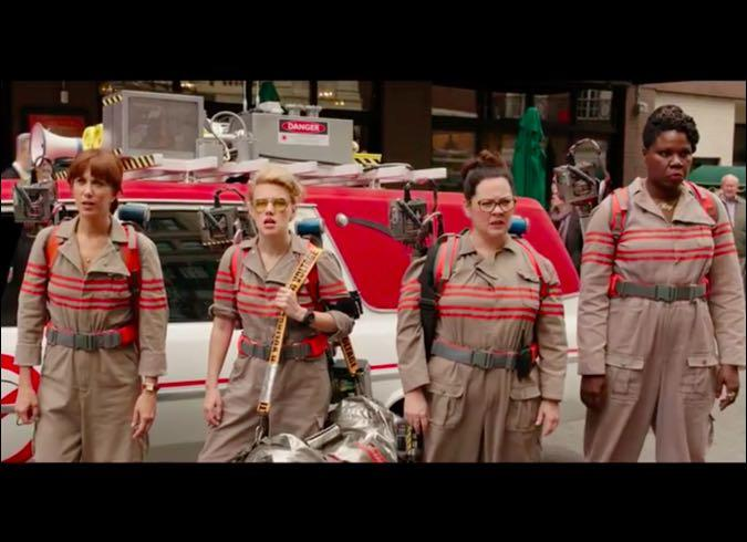 Who Ya' Gonna Call? Official Ghostbusters Trailer Is Here!