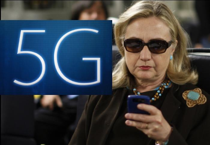 Hillary Clinton's Campaign Promise: Free WiFi (But Not A Personal Email Server In Every Home)