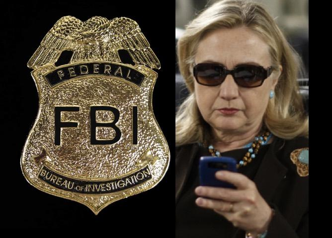 Hillary Clinton Meets FBI For 'Voluntary Interview' About Email Server Probe